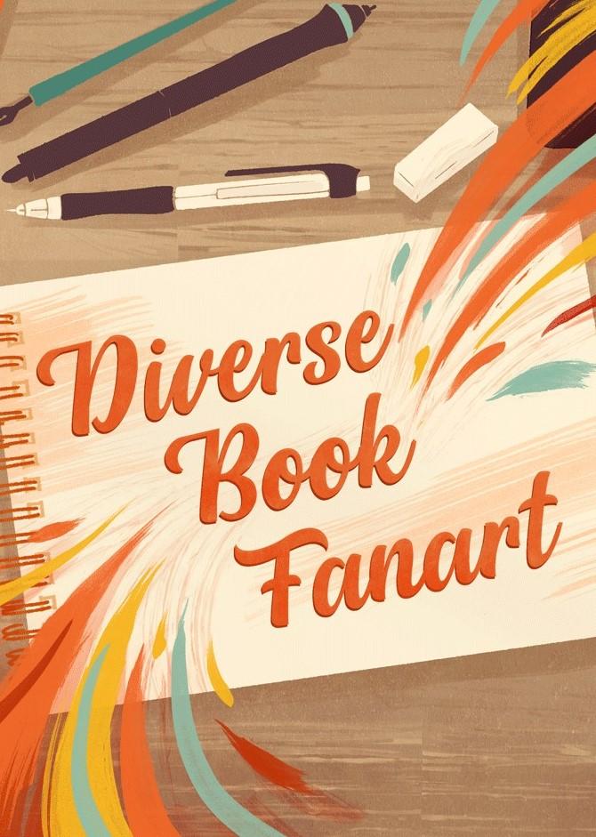 Diverse Book Fanart