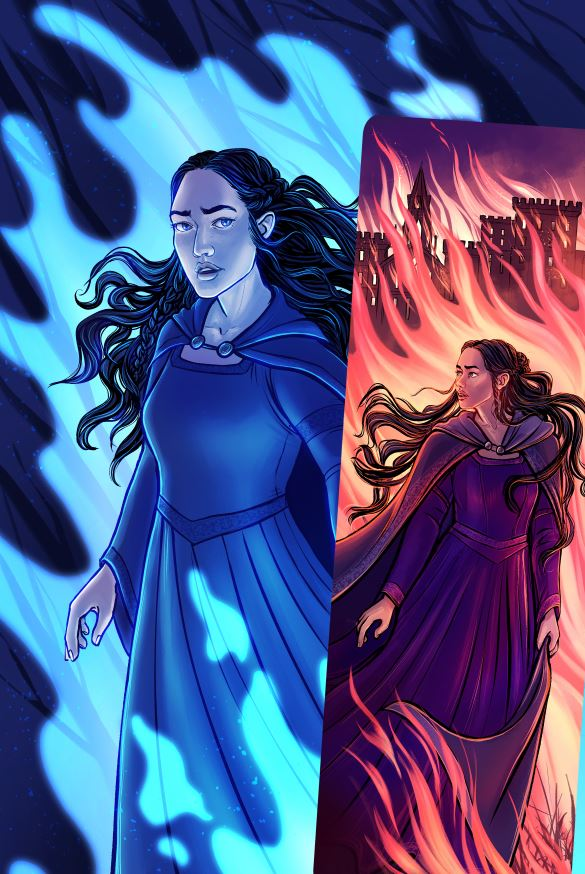 Camelot Rising Illustrations