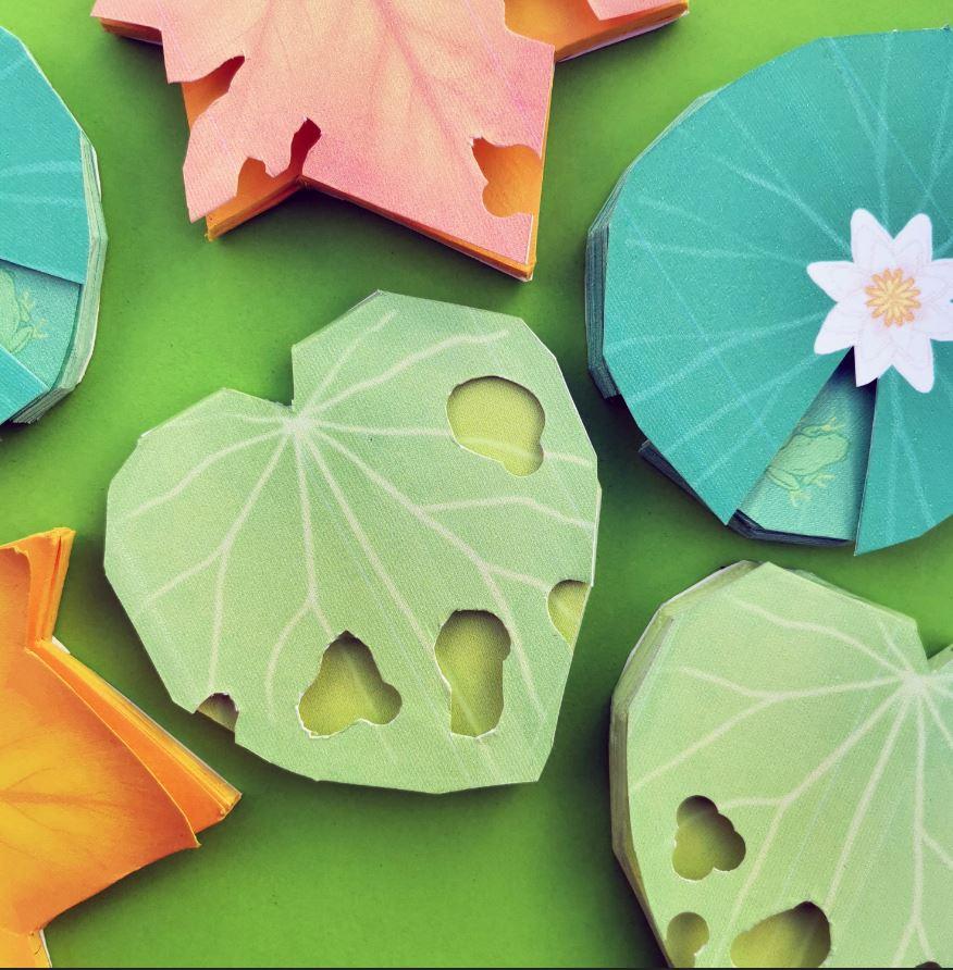 Handmade Memo Pads