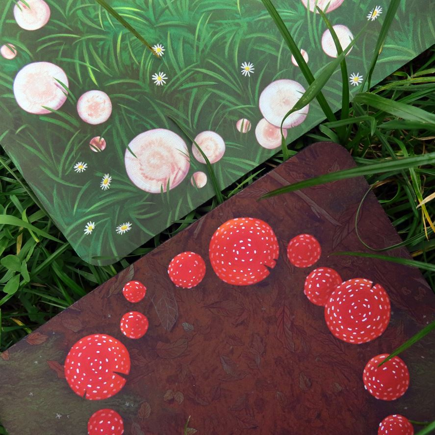 Fairy Ring Mousepads