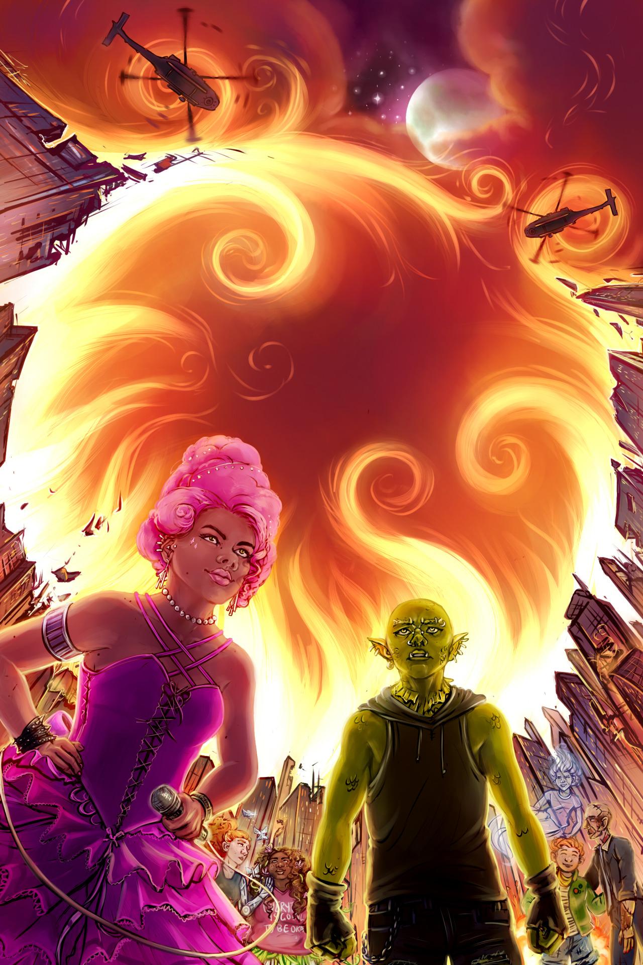 Chameleon Moon cover art