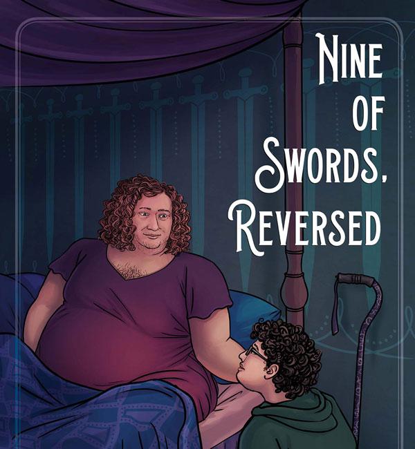 Nine of Swords Cover