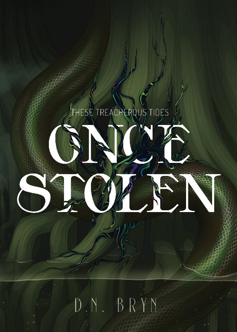 Once Stolen cover design
