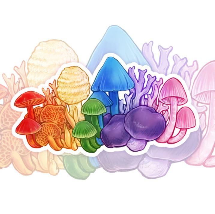 Fungi Stickers